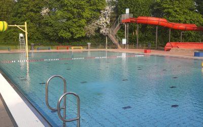 Zwembad Aarweide in Nieuwveen